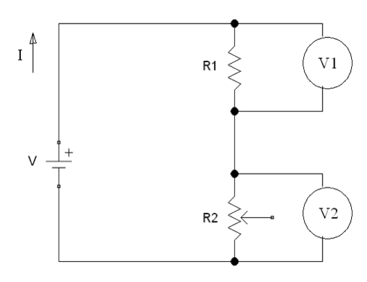circuit diagram for arduino voltmeter