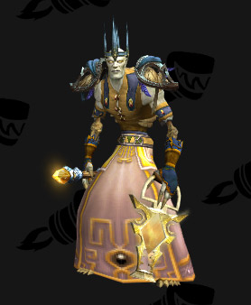 Cloth Transmog - Undead - Virtuous Skirt