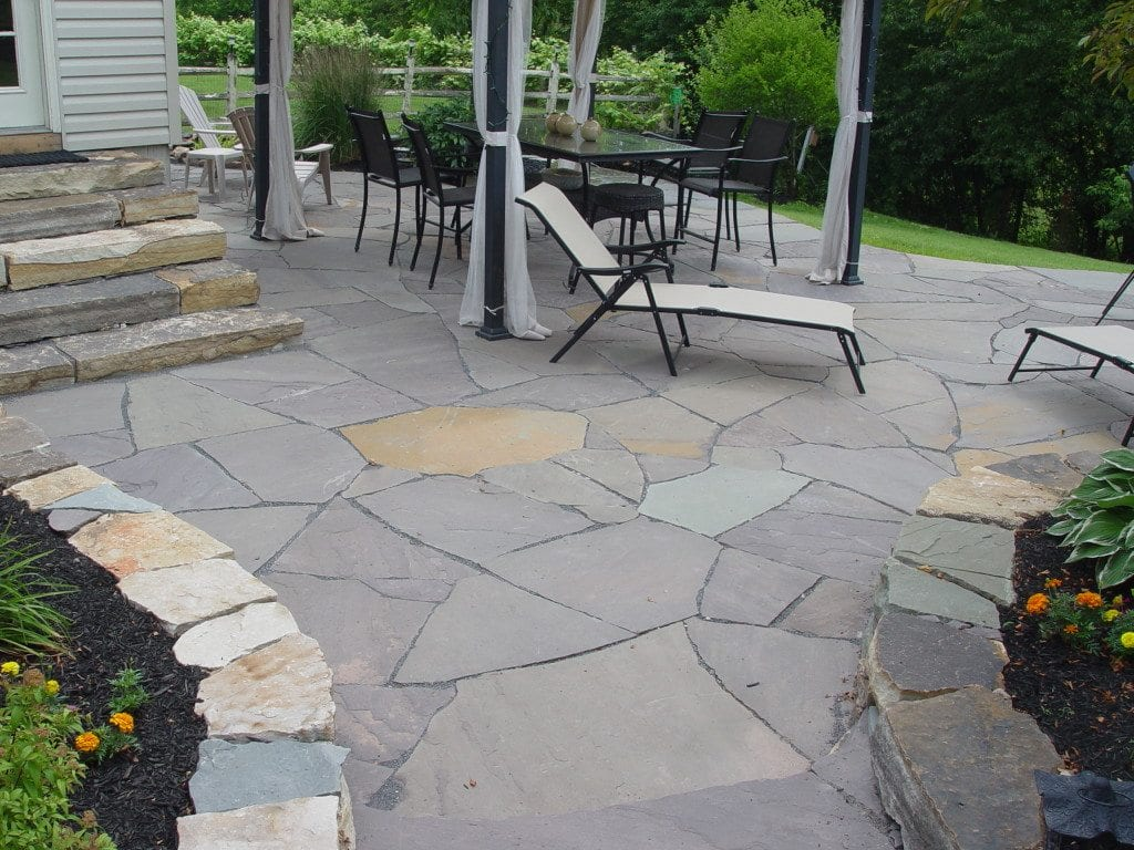 Flagstone Patios Devine Escapes
