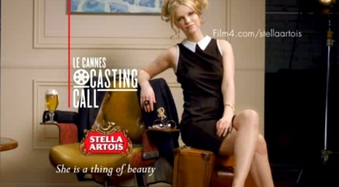 Stella Artois auditions