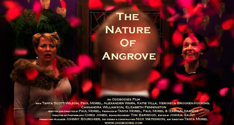 The Nature of Angrove