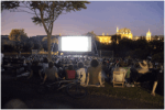 Exeter Big Screen in the Park