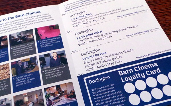 Dartington Barn Loyalty