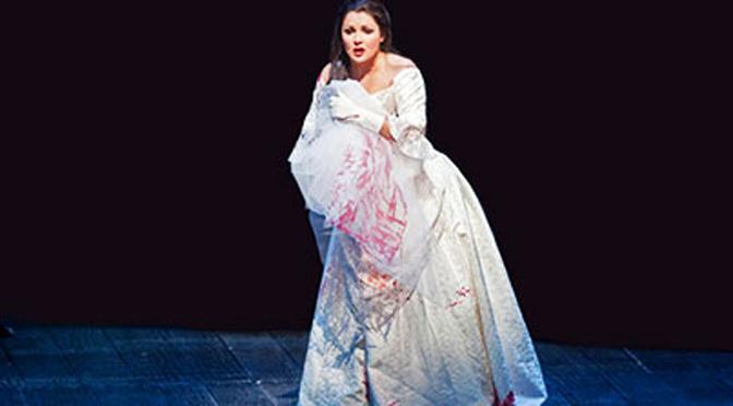 New York Met's Macbeth