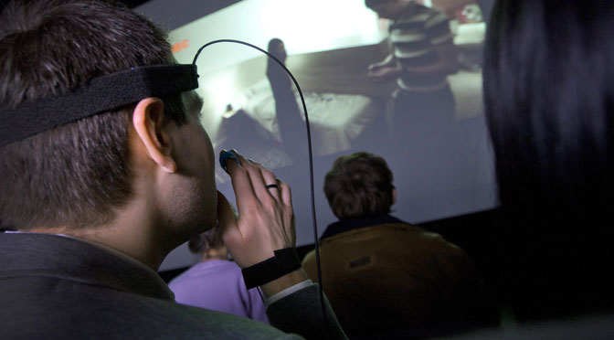 Mind-reading film from Plymouth Uni composer