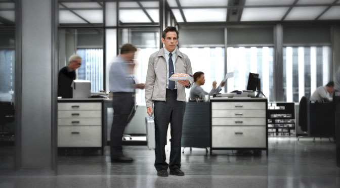 Discover a meaningful existence: The Secret Life Of Walter Mitty (review)