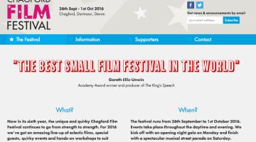 Jennifer Saunders to launch Chagford Film Festival 2016