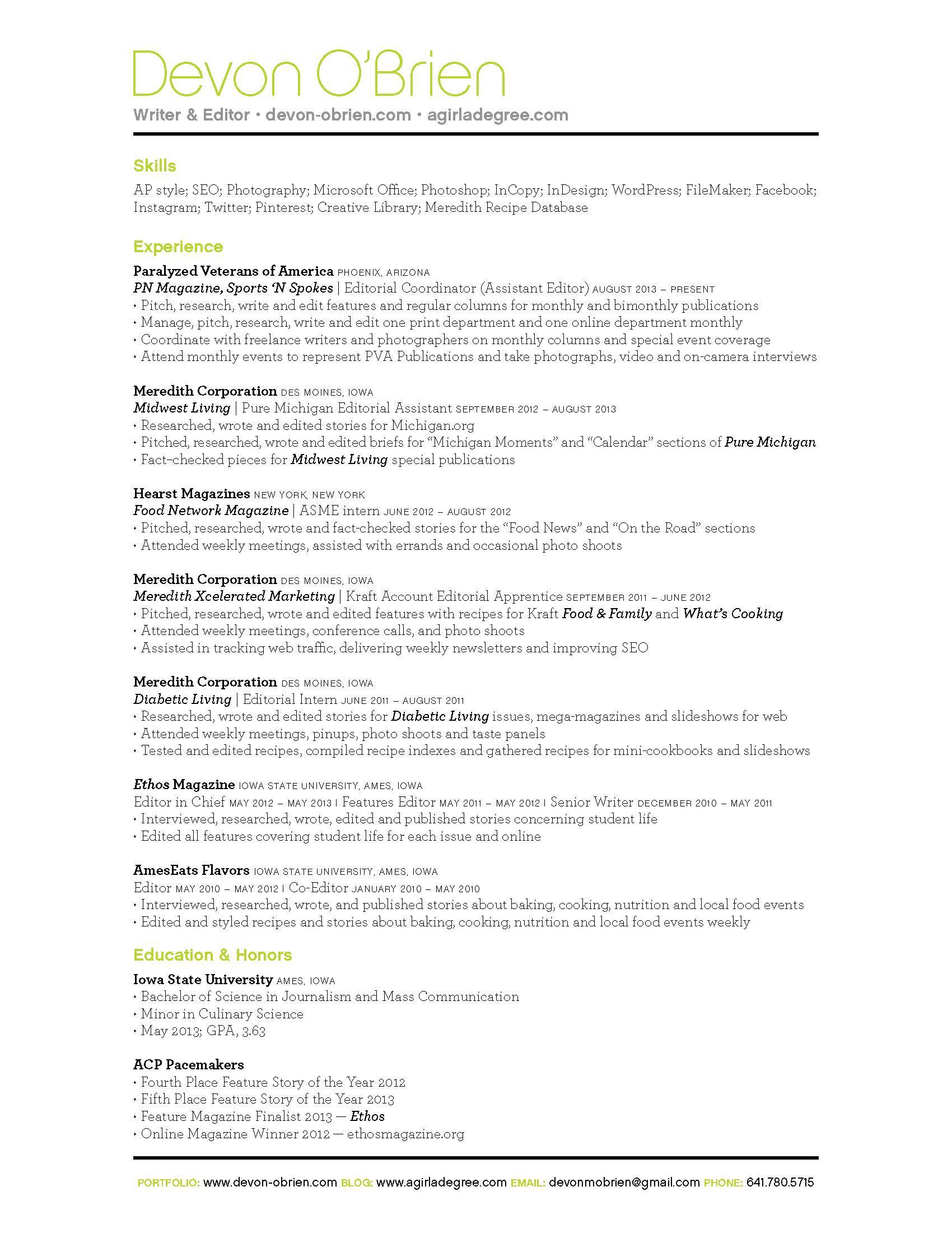 resume writing services des moines iowa