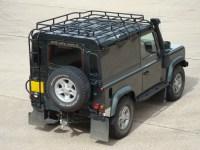 Safety Devices G4 Expedition Roof Rack Defender 90 - Devon ...