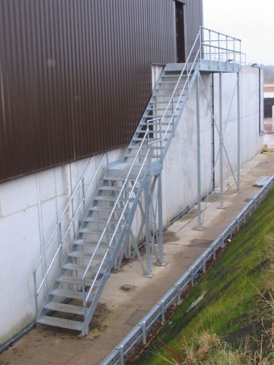 Devon Valley Fabrications Staircases