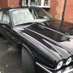 Jaguar XJ6 Windscreen