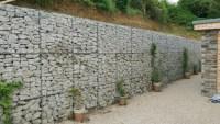 Large Gabion Basket - 1m x 1m x 0.5m - Retaining Wall ...