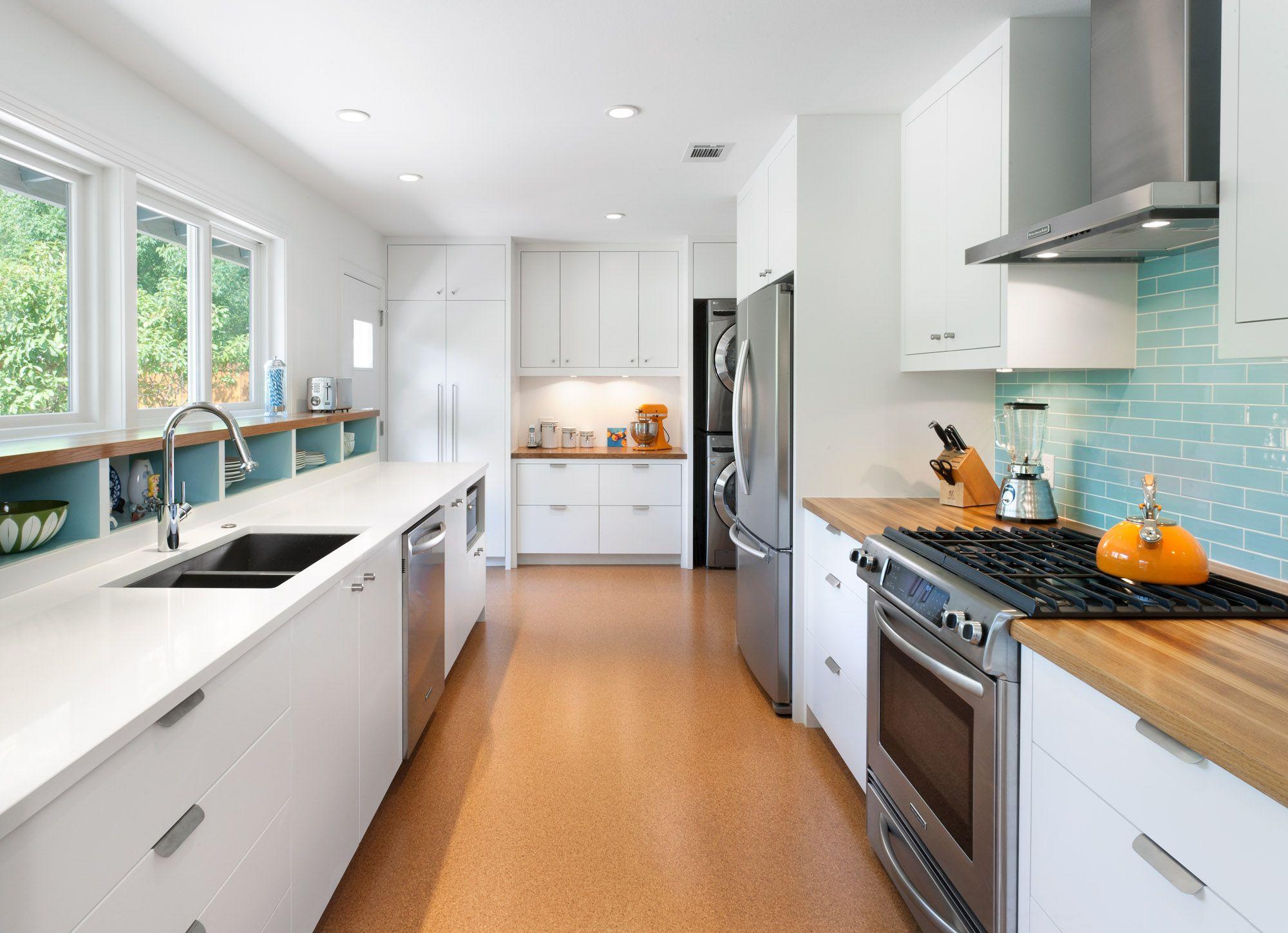 White Oak Wood Countertop Photo Gallery By Devos Custom