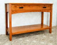 Mission Oak Sofa Table Living Room Furniture Mission ...