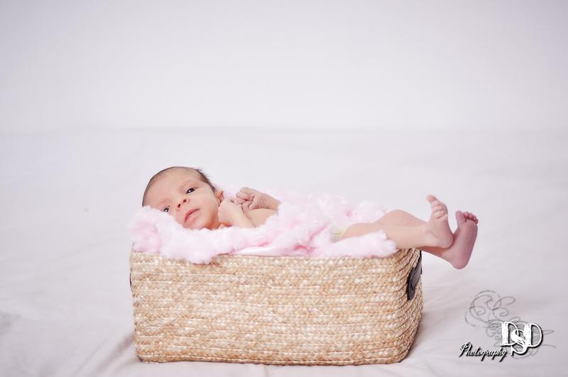 Baby Aurora Kaylee Adrian - Baby Photography in Johannesburg By Dewan Demmer