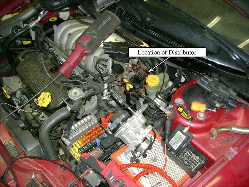 No Start, No Spark 1997 Chrysler Sebring 25 Dewitz Diagnostic