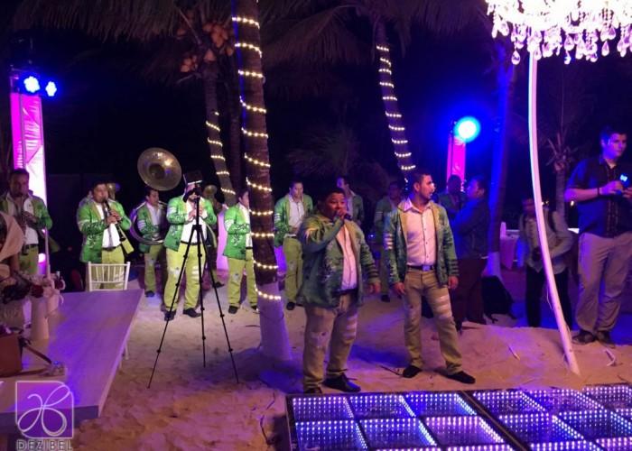 Band music- cancun weddings-3
