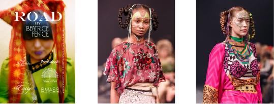 Belt and Road Inspired European Haute Couture Spring 2018 Collection