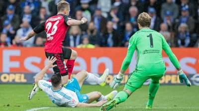 Freiburg nach Sieg gegen Schalke Fünfter :: DFB - Deutscher Fußball-Bund e.V.