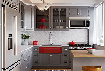 How To Add Color To Your Kitchen