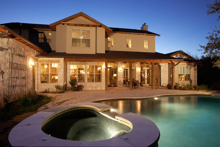 8 Incredible Outdoor Living Spaces Dfd House Plans