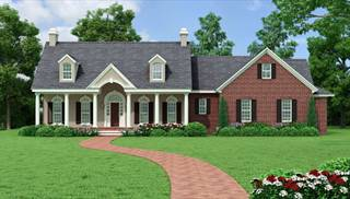 Southern House Plan With 3 Bedrooms And 25 Baths Plan 5558