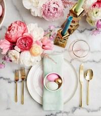 Easter Table Decor Ideas - DGR Interior Designs