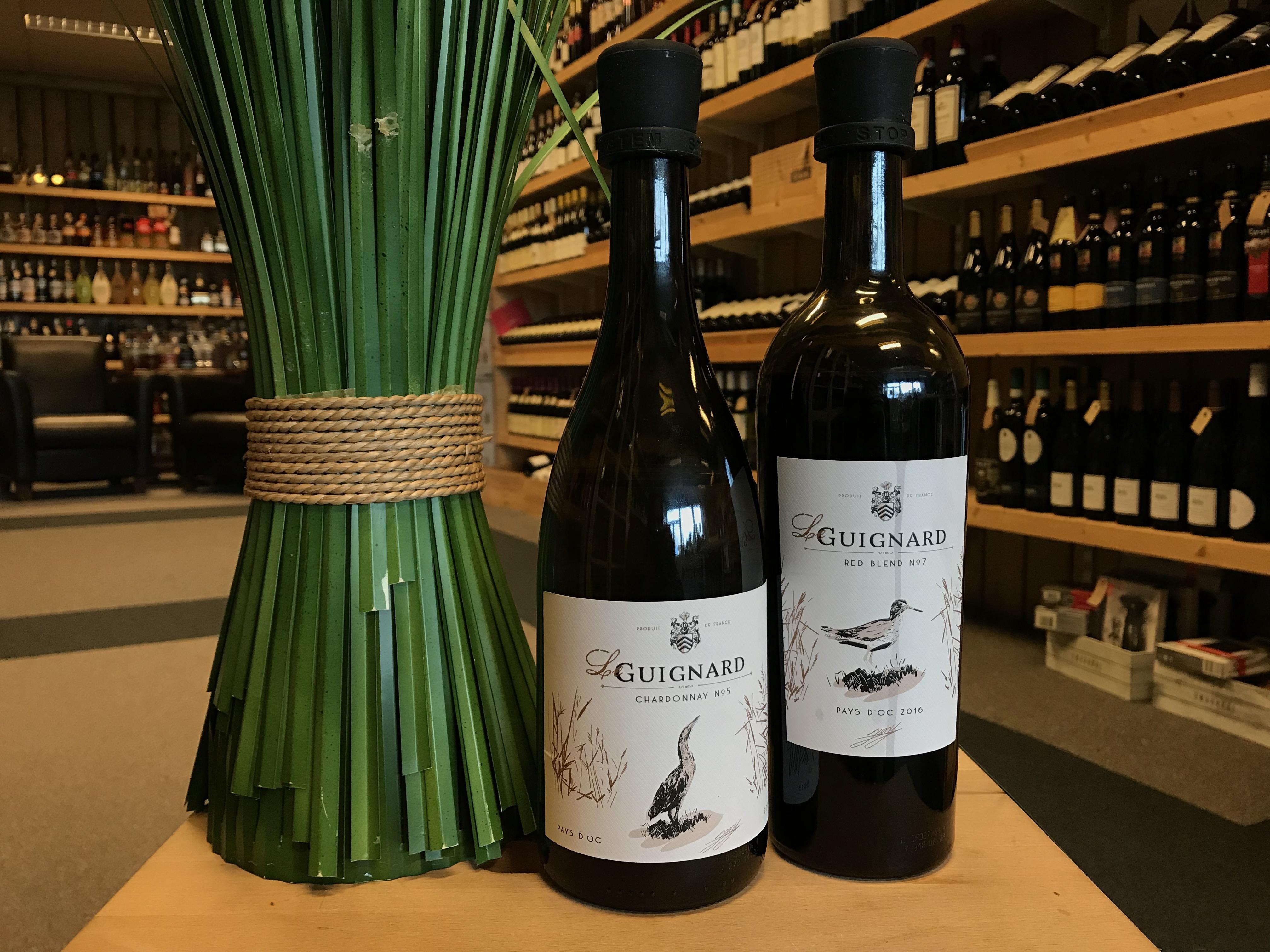 Guignard Wijnen, een parel voor elke wijnliefhebber!