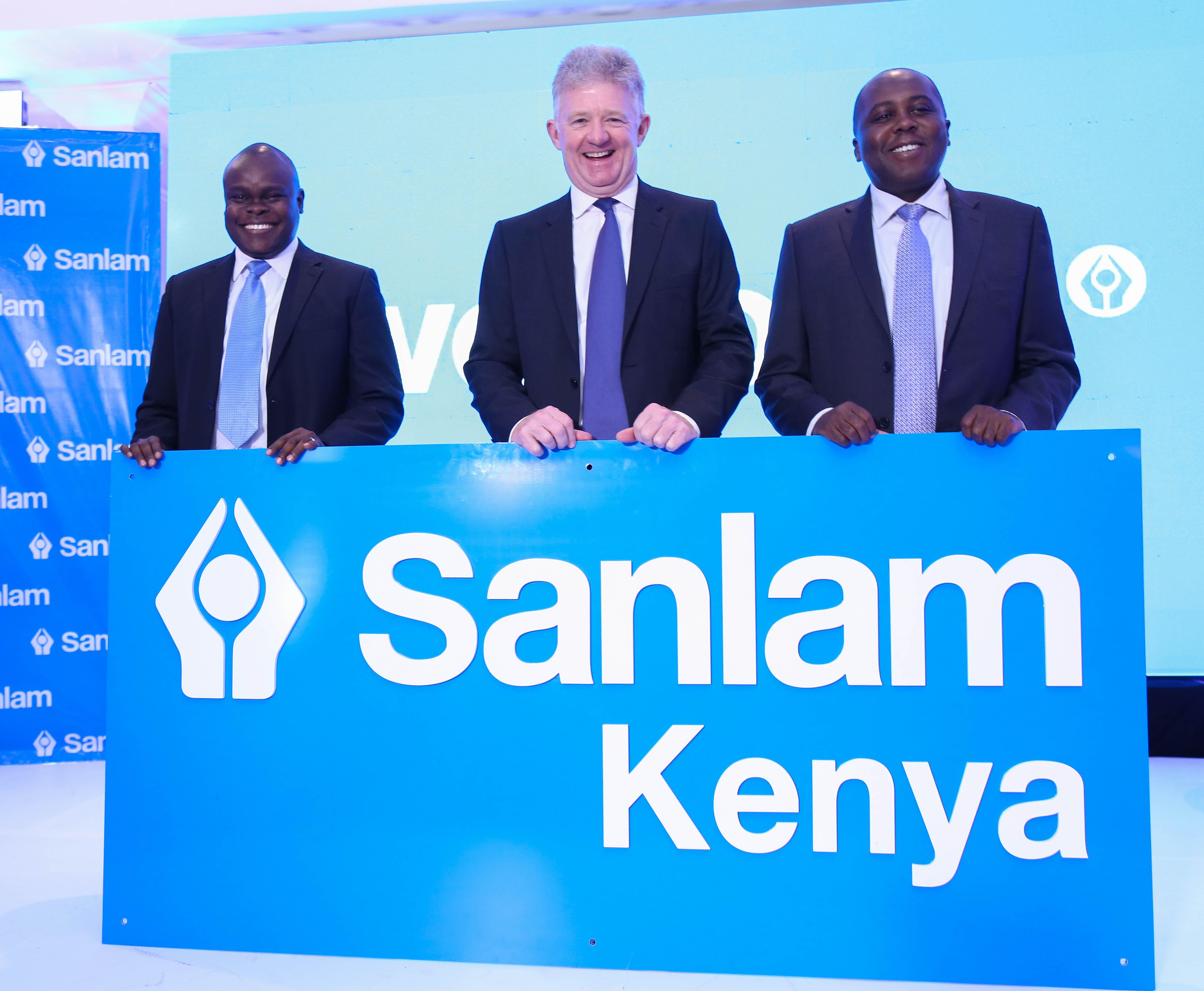 Pan Africa Insurance is now Sanlam Plc