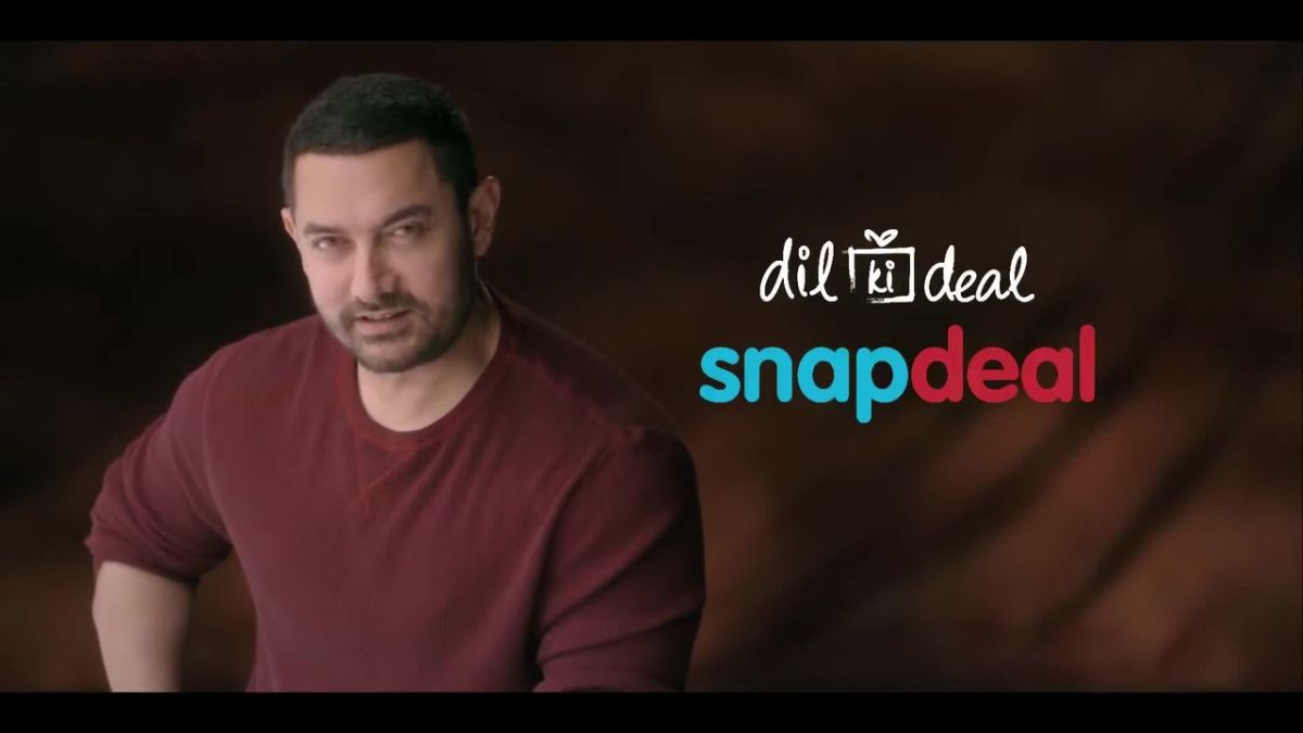Snapdeal feels the heat of Aamir's 'Intolerance' comment