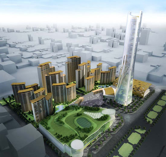 Zaozhuang World Trade Center