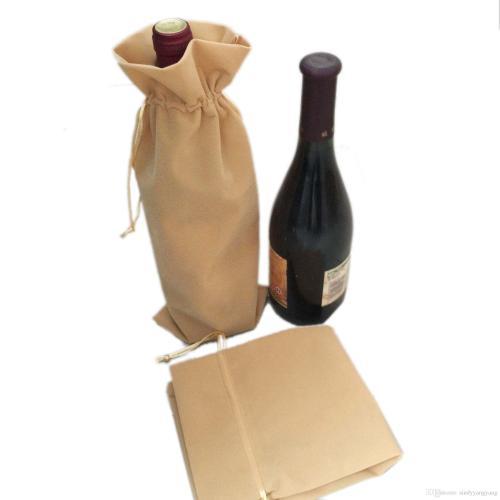 Medium Crop Of Wine Gift Bags