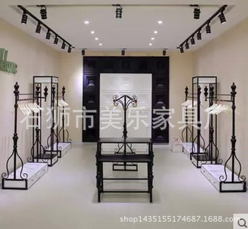 2018 Women39s Clothing Store Boutique Shelves Display