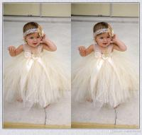 Pretty Flower Girl Dresses Toddler Baby Girl Flower Girl ...