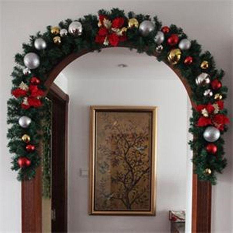 Discount Fireplace Mantel Christmas Decorations 2017 Fireplace - christmas decor on sale