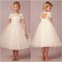 Ivory Junior Bridesmaid Dresses - Bridesmaid Dresses
