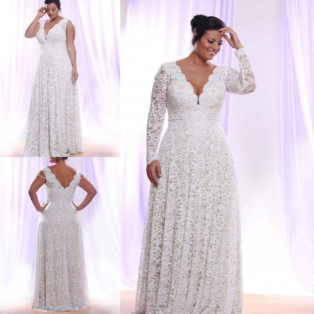 Fullsize Of Long Sleeve White Dress