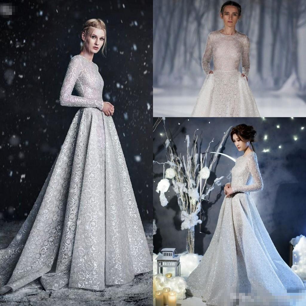Fullsize Of Silver Wedding Dresses