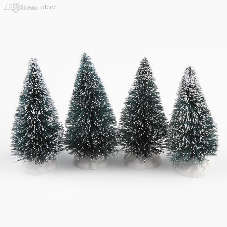 Wholesale New Arrival Christmas Tree A Small Pine Tree Placed In - mini christmas tree decorations