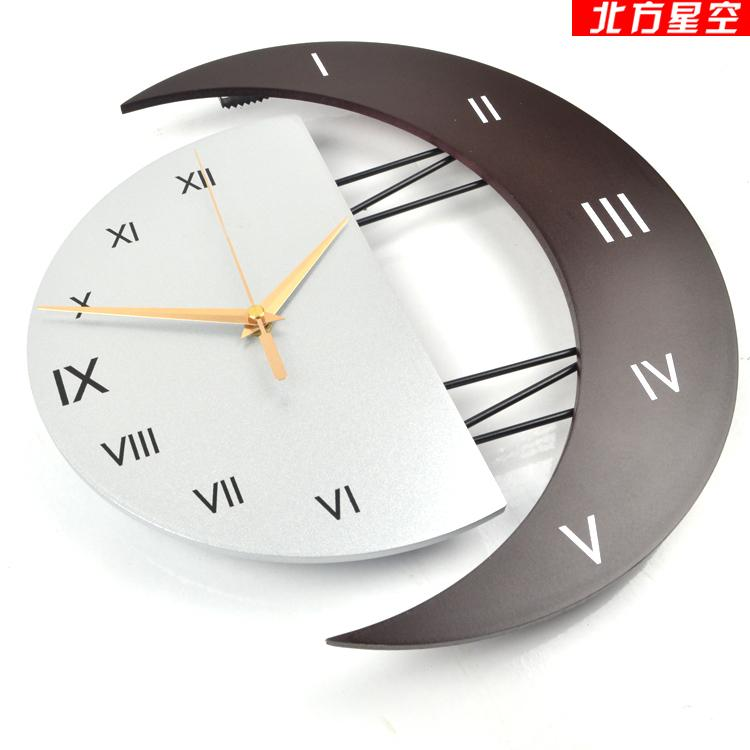 2015 Simple Digits Wall Clock Sticker Set Creative Diy Mirror - living room clock
