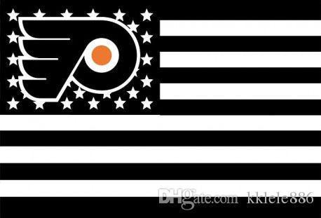 2019 Philadelphia Flyers Flag 90 X 150 Cm Polyester Sports Hockey