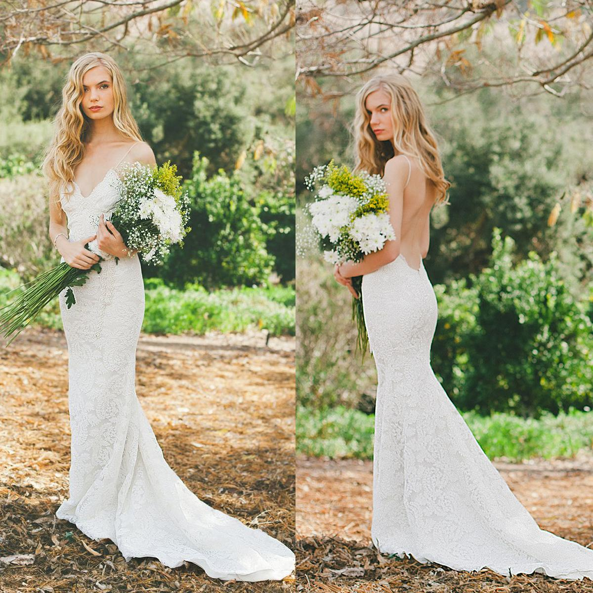 low back spaghetti strap wedding dress low back wedding dress low back spaghetti strap wedding dress