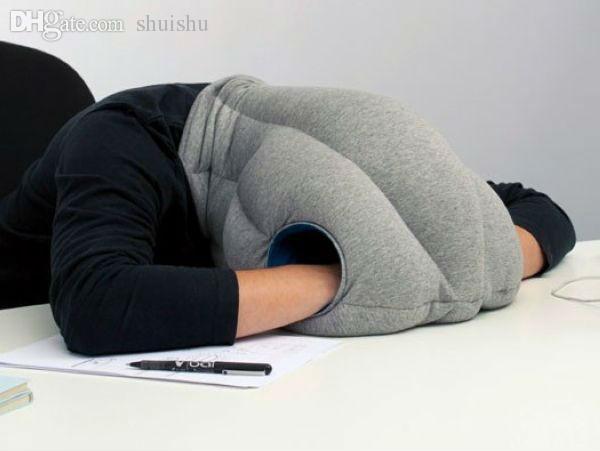 Wholesale Ostrich Pillow For Travel Sleeping Nap Pillow