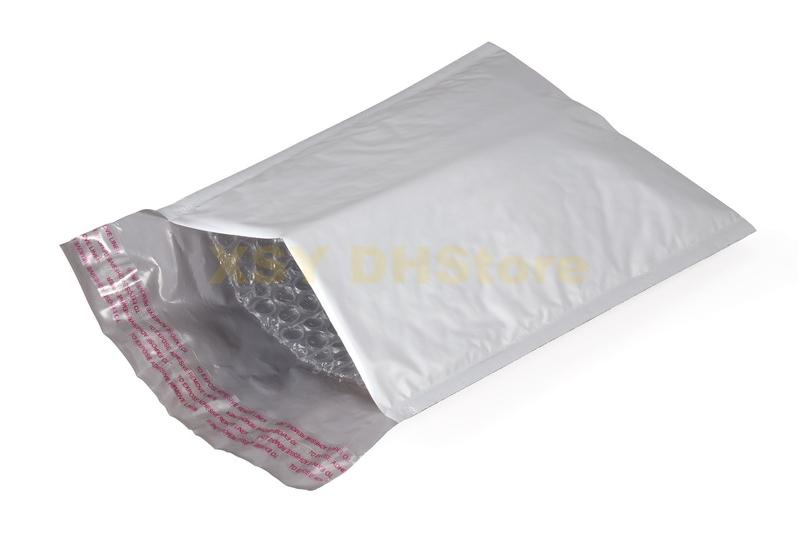 2019 Poly Bubble Mailers Padded Envelopes Bags USABLE SIZE Width