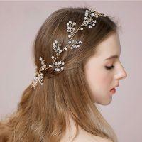 Cheap Wedding Hair Vines For Brides Tiaras Bridal ...