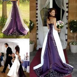 Small Of The Purple Wedding