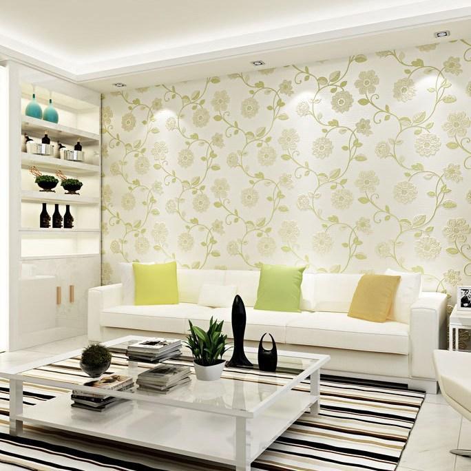 Black Glitter Wallpaper Bedroom Embossed 3d Flower Wallpaper For Walls Pink Tapet For Wall