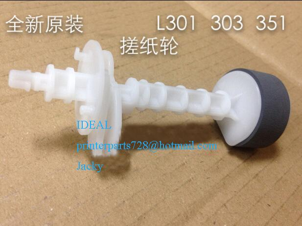 100 New Original Pick Up Roller Feed Paper Assy For Epson L210 L301 - paper roler