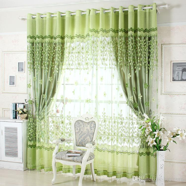 2017 On Sale ! Curtains Luxury Beaded For Living Room Tulle + - luxury curtains for living room