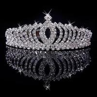 2016 Big Diamond Crown Necklaces Earrings Suit Combs ...
